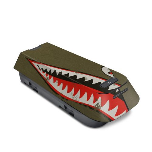 USAF Shark 3DR Solo Battery Skin