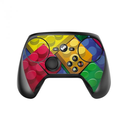 Bricks Valve Steam Controller Skin