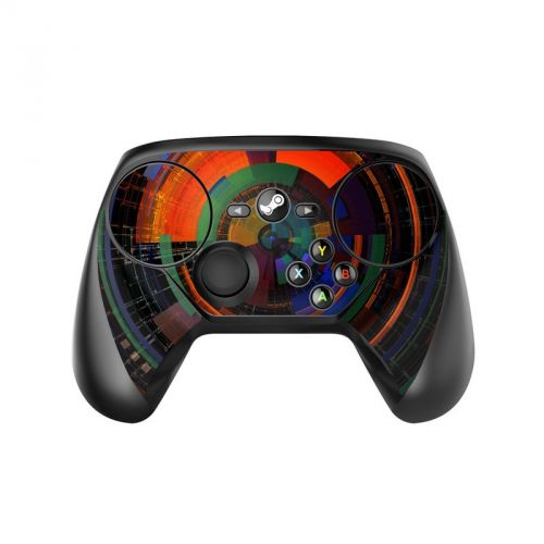Color Wheel Valve Steam Controller Skin