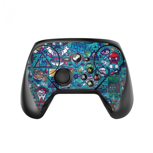 Cosmic Ray Valve Steam Controller Skin