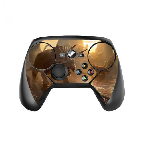 Cretaceous Sunset Valve Steam Controller Skin