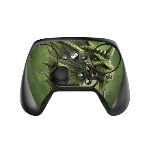 Green Dragon Valve Steam Controller Skin