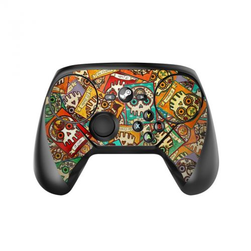 Loteria Scatter Valve Steam Controller Skin