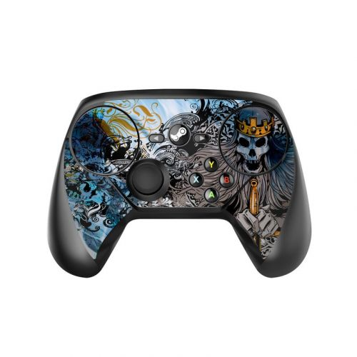 Skeleton King Valve Steam Controller Skin