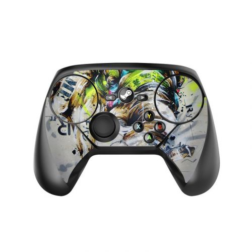 Theory Valve Steam Controller Skin