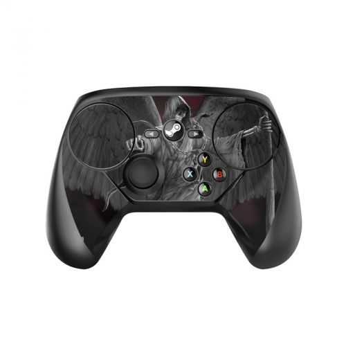 Time is Up Valve Steam Controller Skin