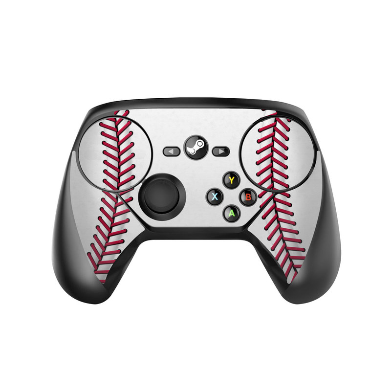 Baseball Valve Steam Controller Skin