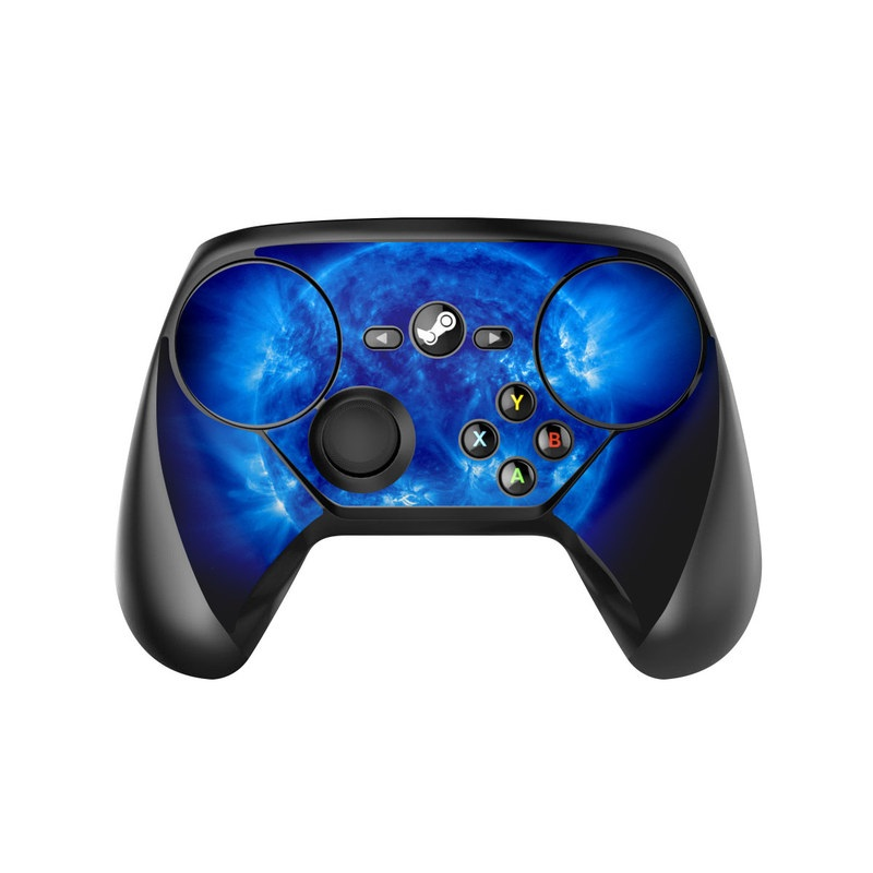 Blue Giant Valve Steam Controller Skin