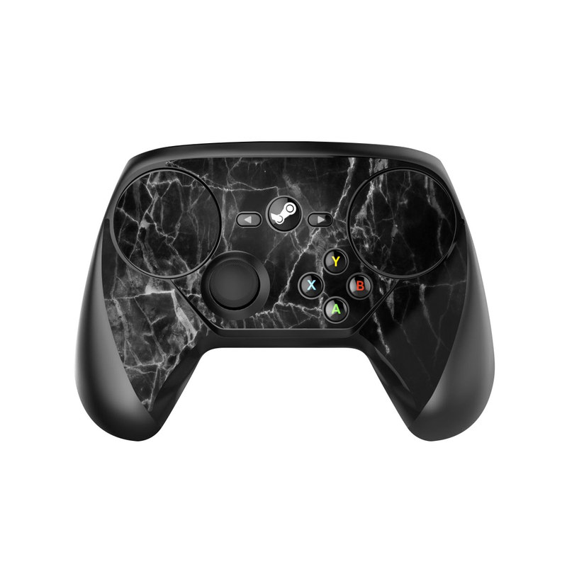 Valve Steam Controller Skin design of Black, White, Nature, Black-and-white, Monochrome photography, Branch, Atmosphere, Atmospheric phenomenon, Tree, Sky with black, white colors