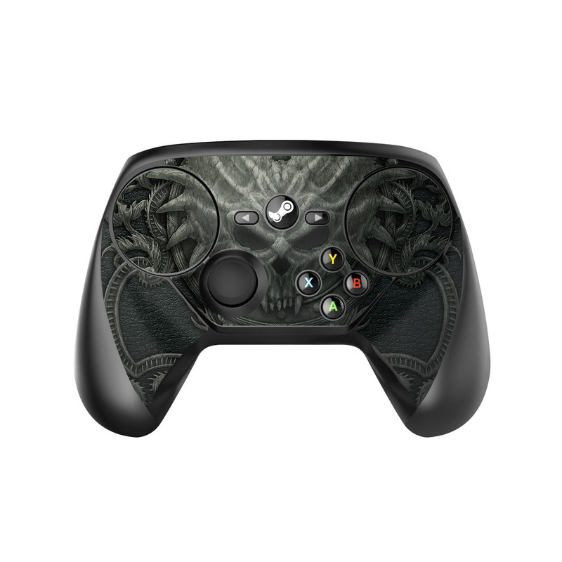 Black Book Valve Steam Controller Skin