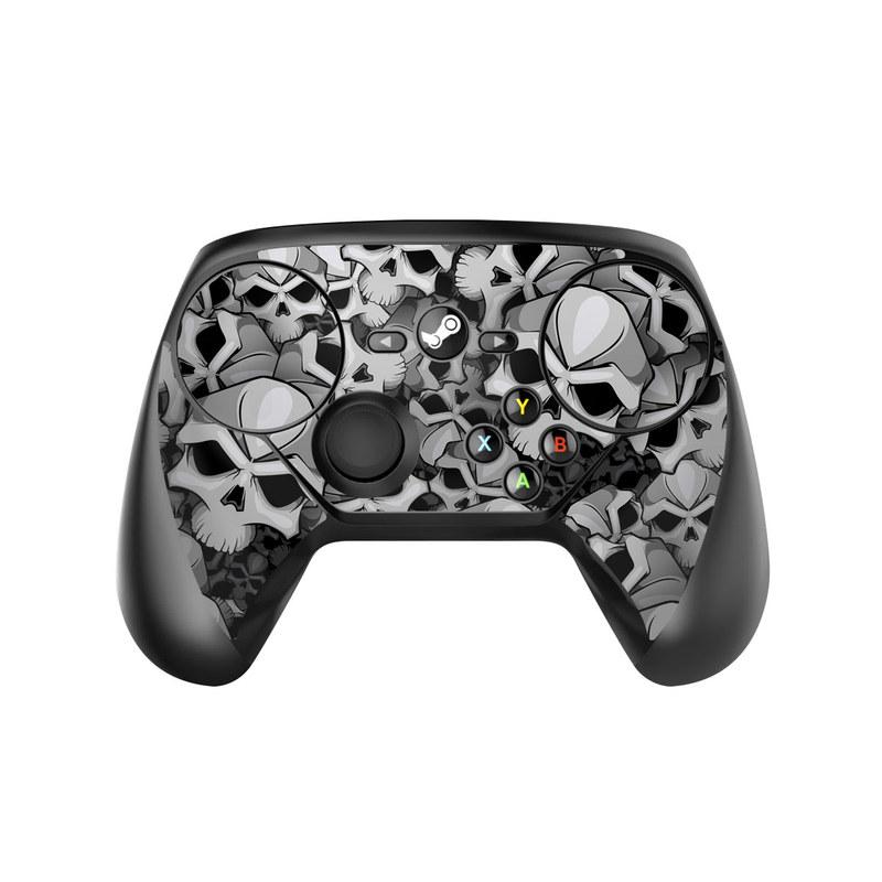 Bones Valve Steam Controller Skin