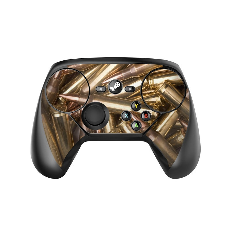 Bullets Valve Steam Controller Skin