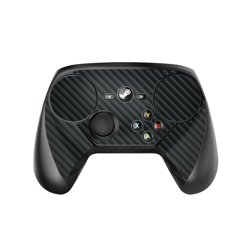 Carbon Valve Steam Controller Skin