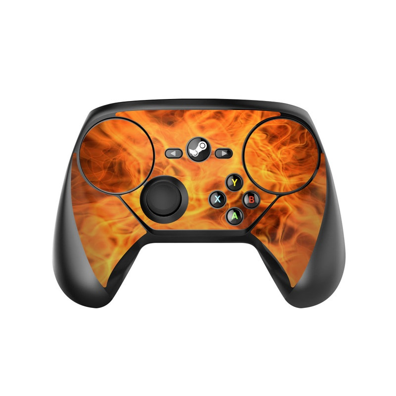 Combustion Valve Steam Controller Skin