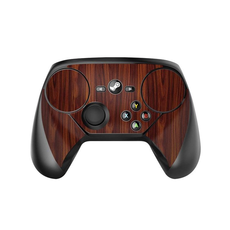 Dark Rosewood Valve Steam Controller Skin