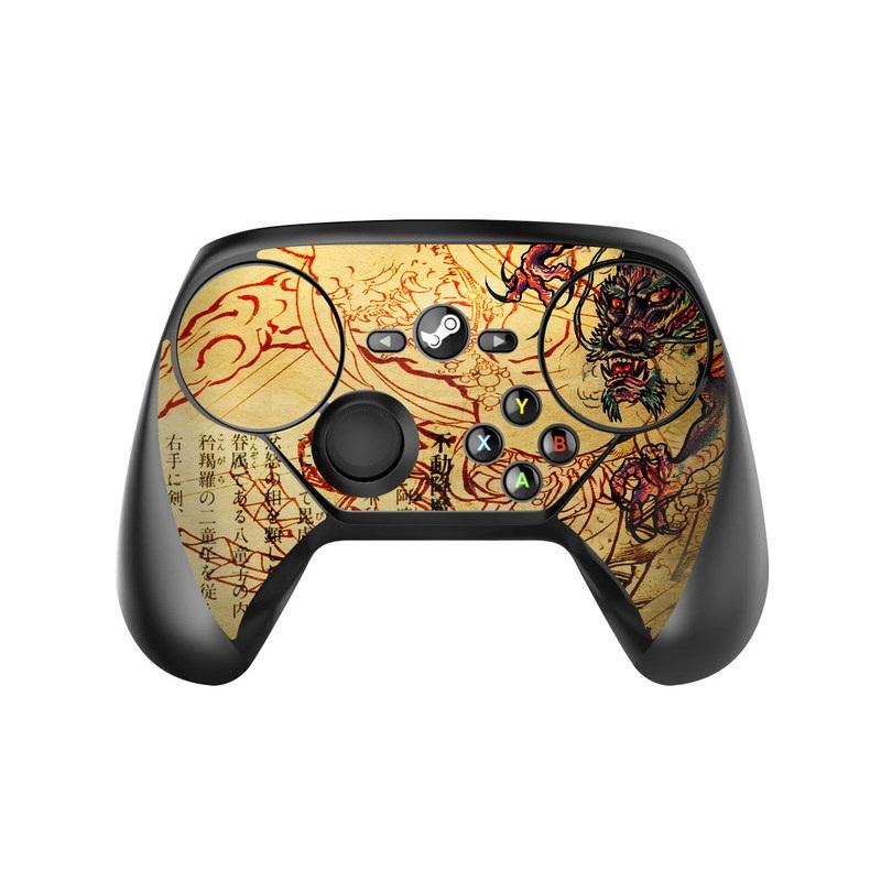 Dragon Legend Valve Steam Controller Skin
