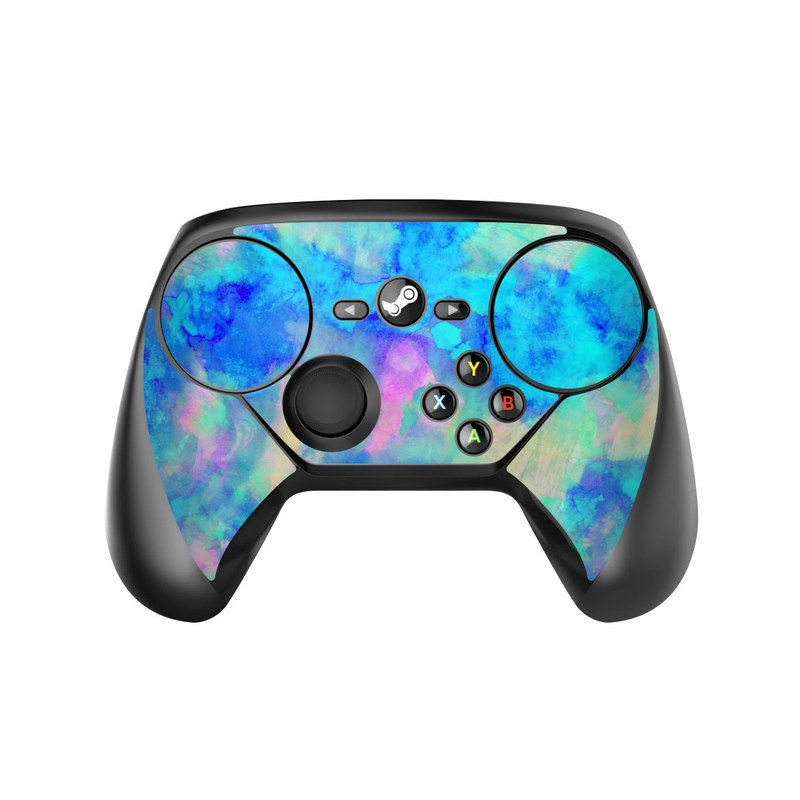 Electrify Ice Blue Valve Steam Controller Skin