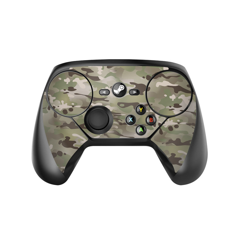 FC Camo Valve Steam Controller Skin