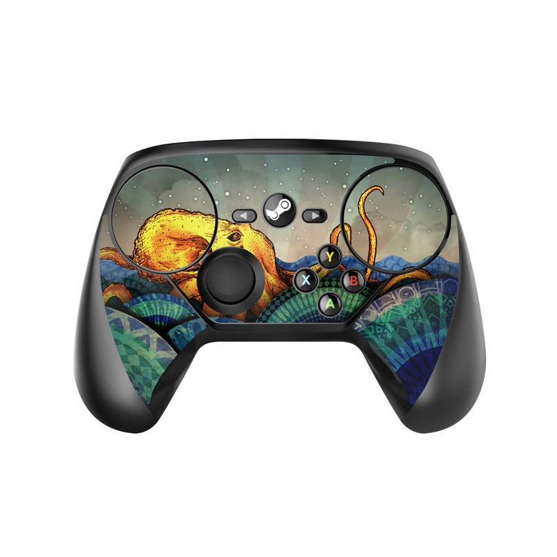From the Deep Valve Steam Controller Skin