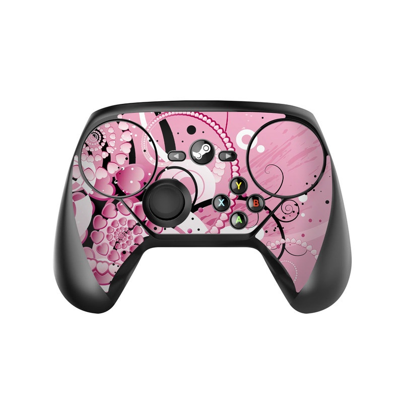 Her Abstraction Valve Steam Controller Skin
