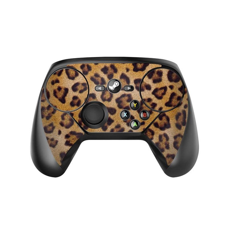 Leopard Spots Valve Steam Controller Skin