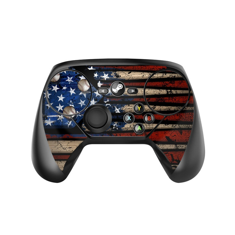 Old Glory Valve Steam Controller Skin