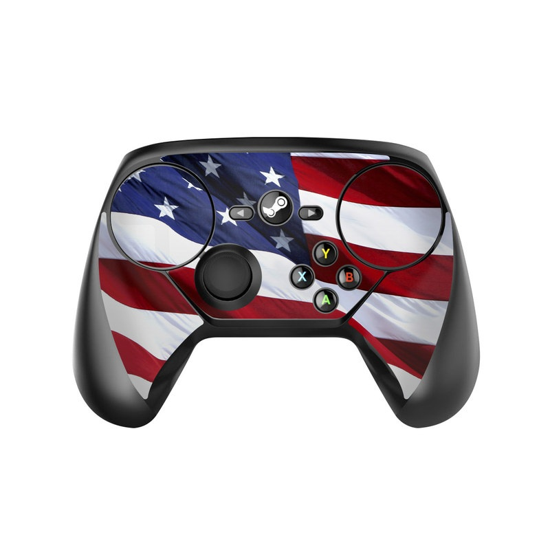 Patriotic Valve Steam Controller Skin