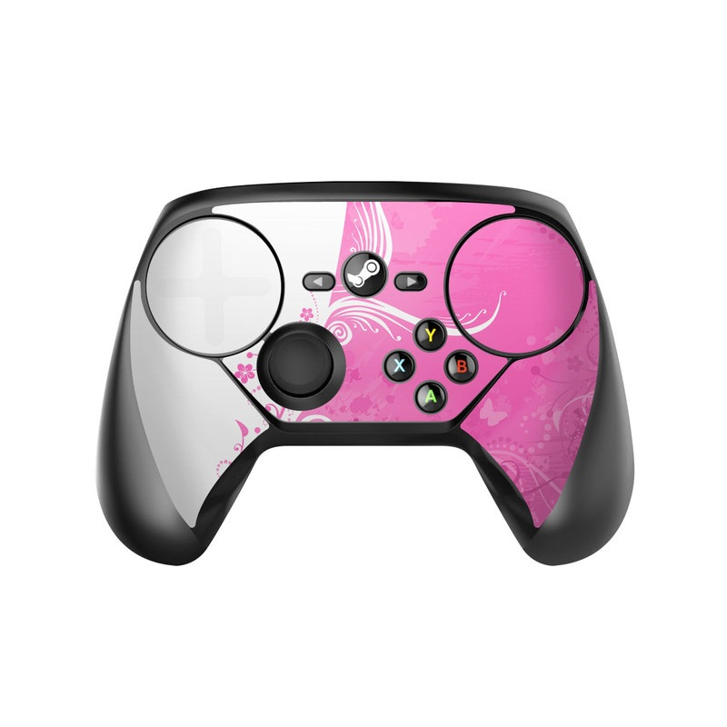 Pink Crush Valve Steam Controller Skin