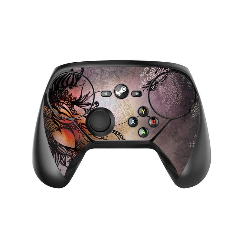 Purple Rain Valve Steam Controller Skin