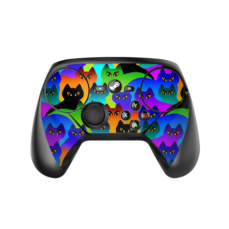 Rainbow Cats Valve Steam Controller Skin