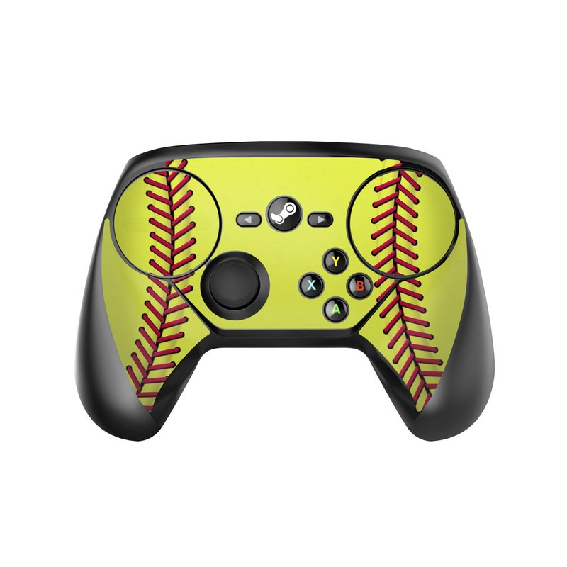 Softball Valve Steam Controller Skin