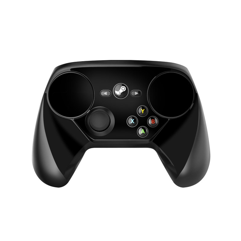 Solid State Black Valve Steam Controller Skin