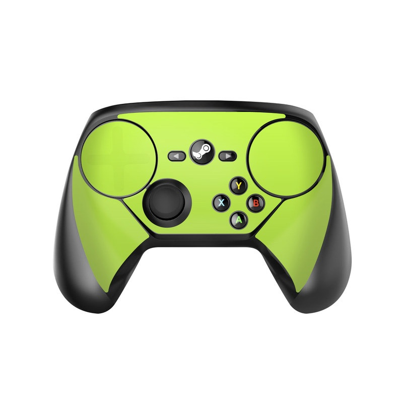 Solid State Lime Valve Steam Controller Skin