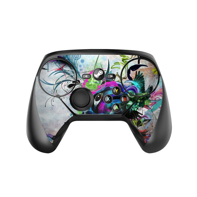 Streaming Eye Valve Steam Controller Skin