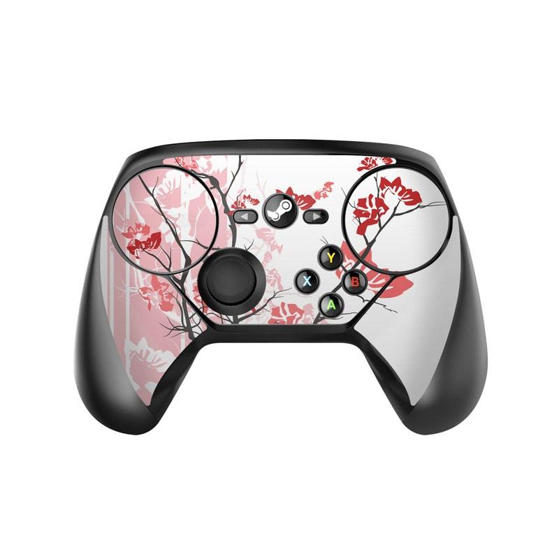 Pink Tranquility Valve Steam Controller Skin