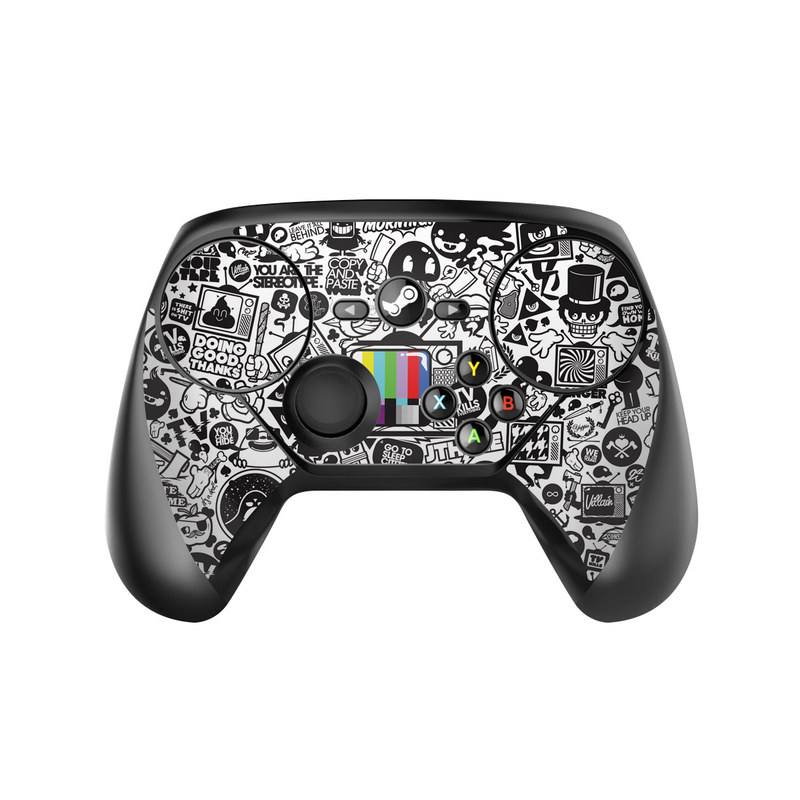 TV Kills Everything Valve Steam Controller Skin
