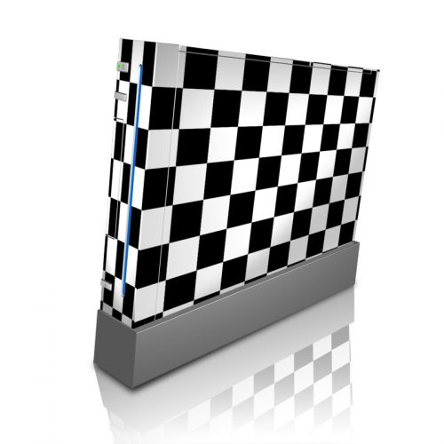 Checkers Wii Skin