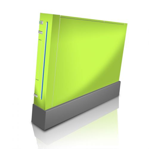 Solid State Lime Wii Skin