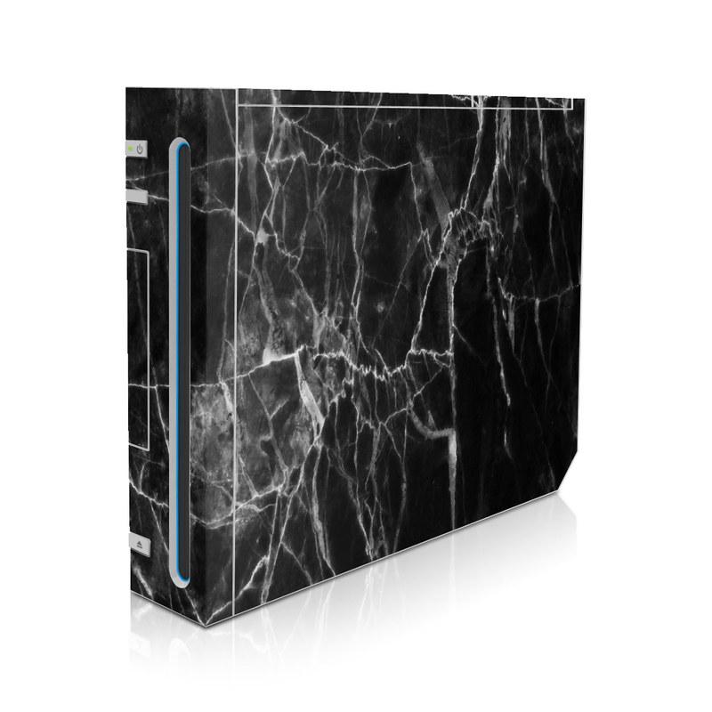 Black Marble Wii Skin
