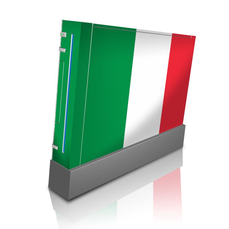 Italian Flag Wii Skin