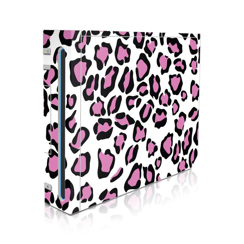 Leopard Love Wii Skin