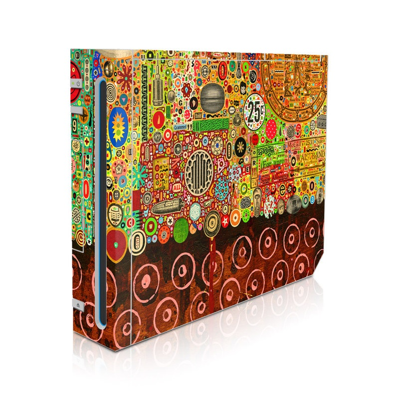Percolations Wii Skin