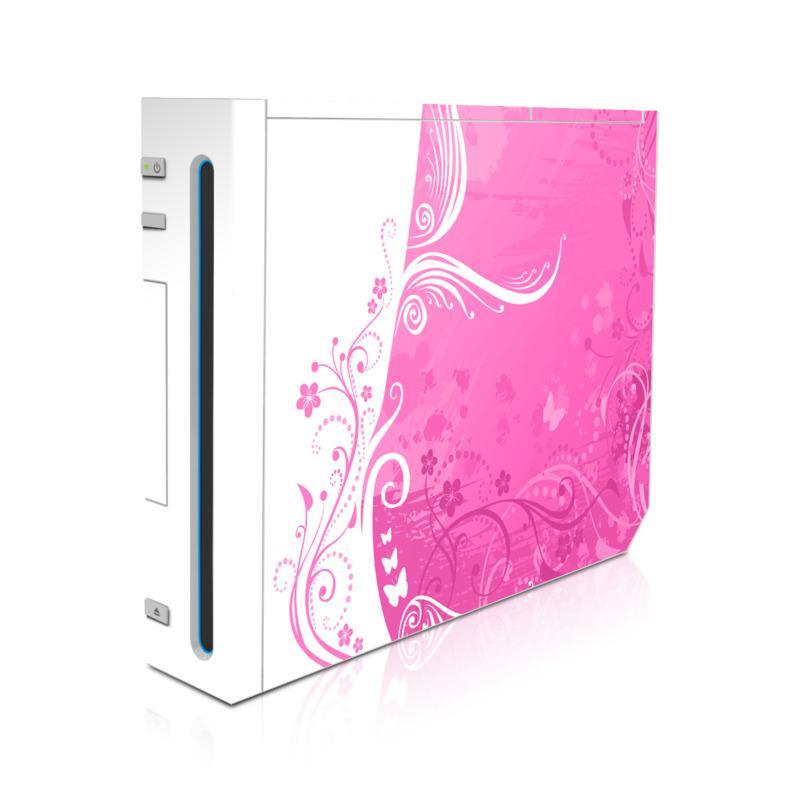 Pink Crush Wii Skin