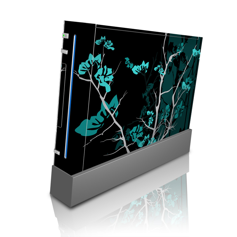 Aqua Tranquility Wii Skin