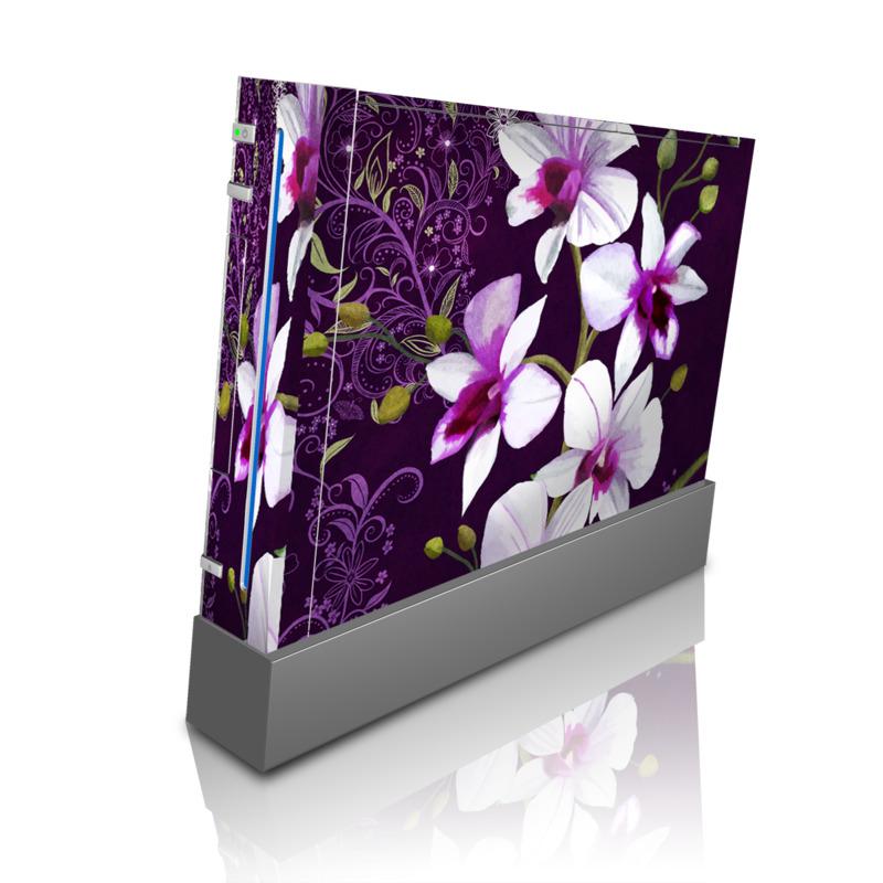 Violet Worlds Wii Skin