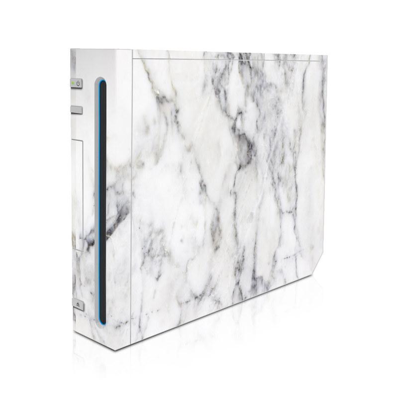 White Marble Wii Skin
