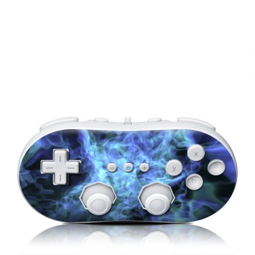 Absolute Power Wii Classic Controller Skin