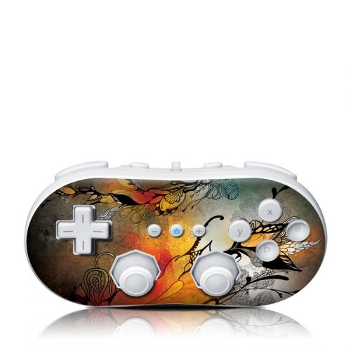 Before The Storm Wii Classic Controller Skin