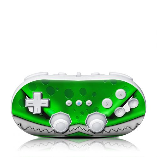 Chunky Wii Classic Controller Skin