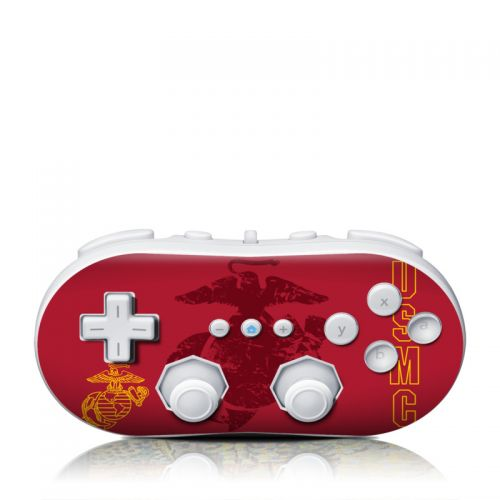 Heritage Wii Classic Controller Skin